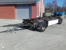 Hüffermann HSA 18.70 Schlittenanhänger trailer