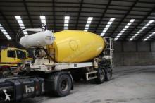 Liebherr MIXER HTM 1204 - 12M³ trailer