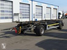 Kögel A 18*BDF*Luft*SAF-Achse*TÜV* trailer