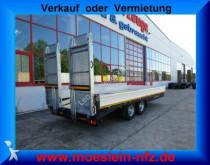 Möslein 11,9 t GG Tandemtieflader, breiten Rampen trailer