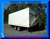 Möslein Tandem Koffer mit Ladebordwand 1,5 t trailer