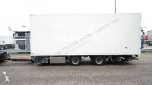 remolque Burg FRIGO TRAILER WITH LOADINGLIFT