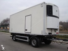 Leciñena mono temperature refrigerated trailer