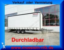 Möslein Tandem Planenanhänger Durchladbar trailer