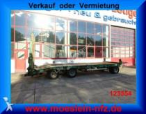 trasporto macchinari Müller-Mitteltal 3 Achs Tieflader Anhänger