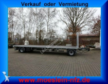 Möslein 2 Achs Jumbo Plato Anhänger, 8,60 m Ladefläche trailer