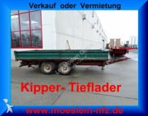 Möslein Tandemkipper Tieflader trailer