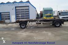 HKM G 18 ZL 5,0 Abroller Verzinkt Zwillingsbereift trailer
