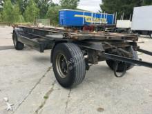 Krone AZW 18 BDF Standard ABS Bereifung 70% trailer