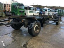 Schmitz Cargobull AFW 18 BDF Standard Lafette ABS Luftfederung trailer