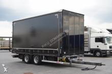 Wielton TANDEM / FIRANKA / PRZEJAZDOWA trailer