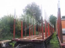 Schwarzmüller timber trailer