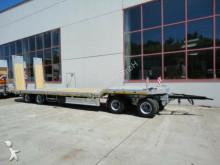 Möslein 4 Achs Tieflader Anhänger mit ABS trailer