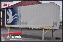 Krone 40 x WB 7,45 Koffer, stapelbar, Rolltor,Container, 2750mm innen
