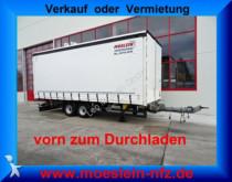 Möslein Tandem Planenanhänger, Durchladen, LaSi Zertifi trailer