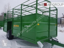 n/a Dinapolis livestock trailers-TRV 510 5t 5.1m neuf trailer