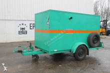 remorca furgon second-hand