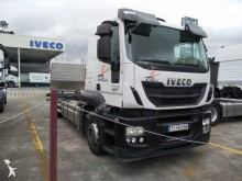 aanhanger containersysteem Iveco