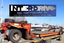 Bertoja heavy equipment transport trailer