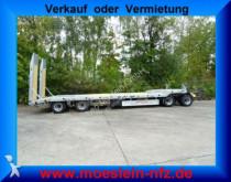 trasporto macchinari Möslein 4 Achs Tieflader Luftgefedert mit ABS