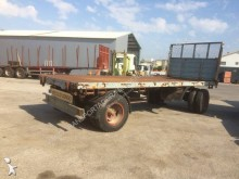 Meyer flatbed trailer