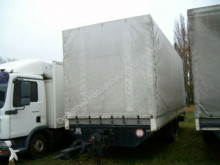 Ackermann tarp trailer