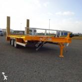 rimorchio trasporto macchinari Gourdon