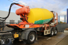 n/a KARRENA BETON MIXER 10 M3 trailer