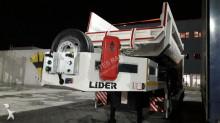 remolque Lider trailer PLATEAU PORTE CHAR