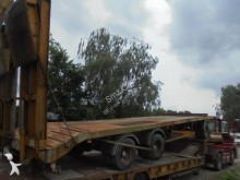 Samro heavy equipment transport trailer