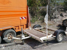 Crapie flatbed trailer