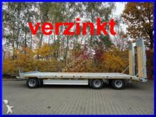 remorque Möslein T 3-8,20 P VB H1 3 Achs Tieflader, Verbreiterung