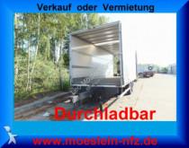 n/a K105 Tandem Kofferanhänger vorn Durchladbar trailer