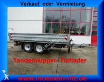 remolque nc TK Tandemkipper- Tieflader mit Breitbereifung