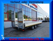 Möslein TTT 11-6,2 BR Weiß Tandemtieflader mit breiten R trailer