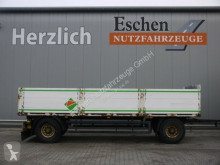 Kögel dropside flatbed trailer