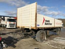 rimorchio Schmitz Cargobull Gotha Baustoff Anhänger Tüv SP Neu Bremse Neu