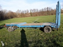 Robuste Kaiser heavy equipment transport trailer