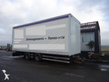 Samro moving box trailer