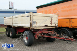 Kempf tipper trailer