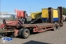 Langendorf heavy equipment transport trailer
