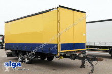 View images Fliegl TPS 100, Tandem Durchlader, 7.300mm lang,Gardine trailer