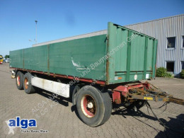 Krone dropside flatbed trailer