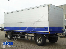 Krone beverage delivery flatbed trailer