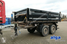 rimorchio Schmitz Cargobull ZKI 18, Tandem, Luft, 3-Seiten Kipper.