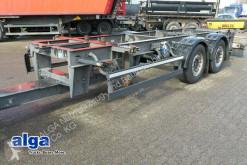 Schmitz Cargobull chassis trailer