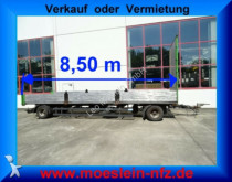 Schmitz Cargobull heavy equipment transport trailer