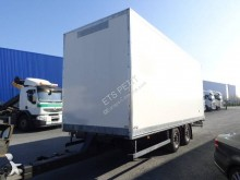 Lecitrailer Fourgon 2 essieux trailer