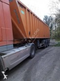 Trailor cereal tipper trailer