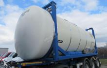Van Hool BDF Kontener cysterna 25m3 trailer
